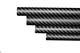 3K哑光斜纹碳纤管30x28x1000