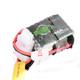 ACE 格氏 青训版 7.4V 450mah 50C 2S锂电池  JST插头