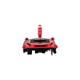 Frsky 睿思凯 M9-R gimbal X9DP/X9DP SE专用 油门短行程霍尔摇杆(红色)