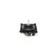 Frsky 睿思凯 M9-R gimbal X9DP/X9DP SE专用 油门短行程霍尔摇杆(黑色)